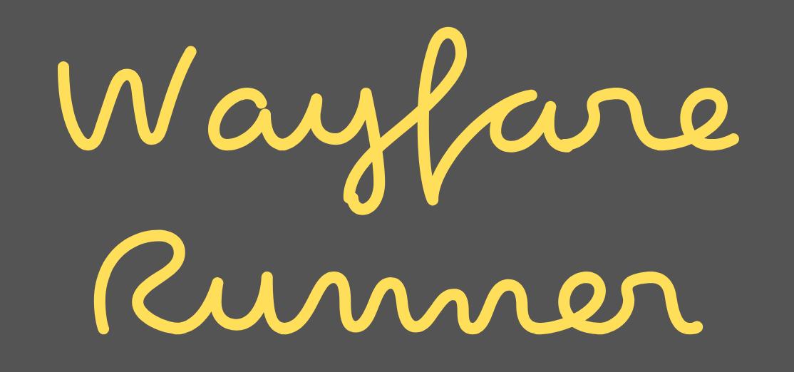 Wayfare Runner